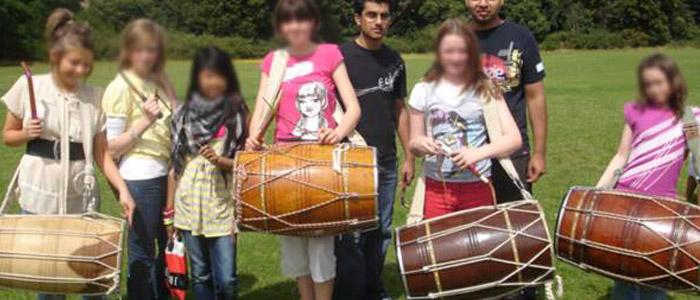 indian-dhol-drumming