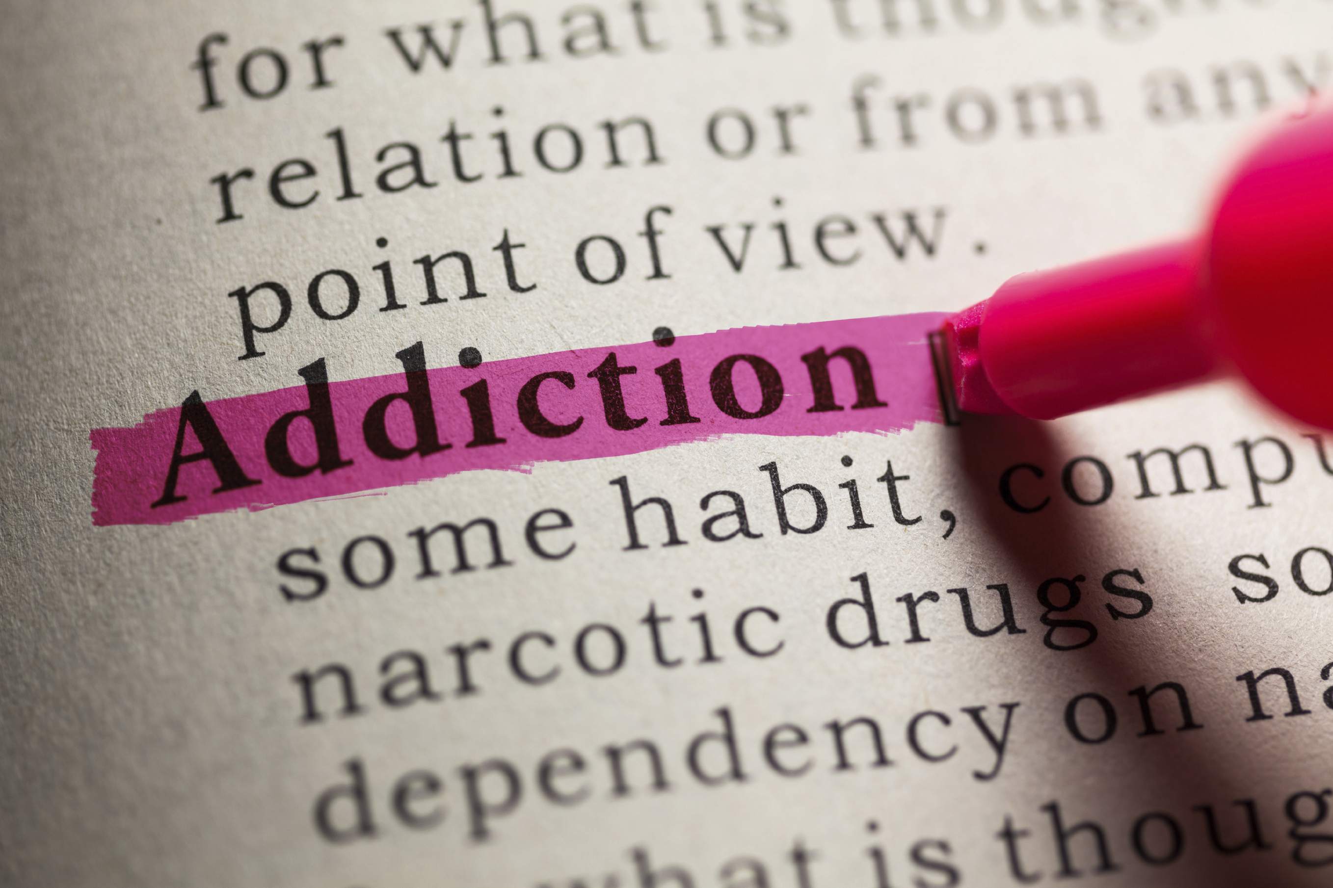 addiction workshop