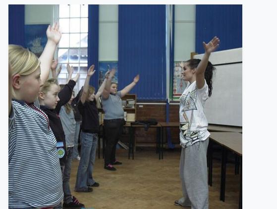dance for mental health workshops